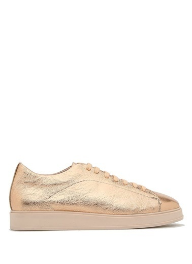 Belle Epoque Lifestyle Ayakkabı Altın
